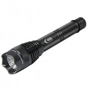 POLICE 1106 - MAX POWER Metal Heavy Duty Stun Gun With Tactical LED Flashlight - Rechargeable