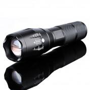 New 5000Lumen LED 18650/AAA Flashlight Zoomable Torch Focus Flashlight Lamp