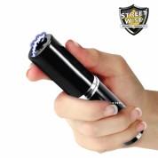 Streetwise Perfume Protector 3,500,000* Stun Gun Black