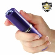 Streetwise Perfume Protector 3,500,000* Stun Gun Purple