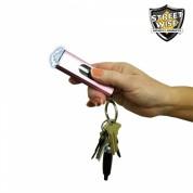 Streetwise USB Secure Keychain Stun Gun - PINK