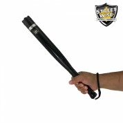 Streetwise™ Triple Defender 27M Stun Gun Baton with LED Flashlight - Rechargeable