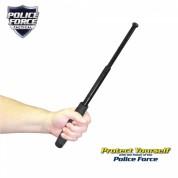 "Police Force 16"" Expandable Steel Baton"