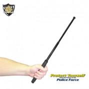 "Police Force 21"" Expandable Steel Baton"
