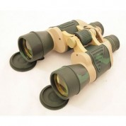 POLICE 20X50 Ruby COATED Lens Camo Binoculars w/Pouch by Perrini NEW 1223