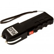 POLICE 928 - MAX POWER Heavy Duty Grab Guard Stun Gun With LED Light - Rechargeable