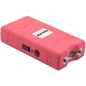 POLICE Stun Gun 800 - 30 Billion Mini Rechargeable with LED Flashlight - Pink