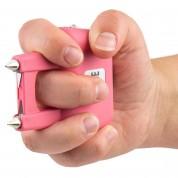 POLICE 510 - 58 Billion Mini Sting Ring Stun Gun Rechargeable, Pink