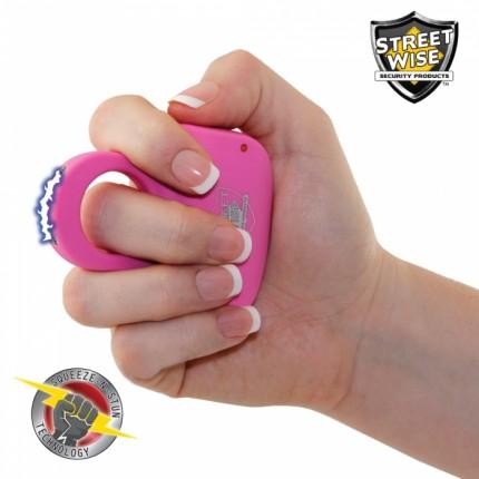 Streetwise Sting Ring 18,000,000 Stun Gun Pink
