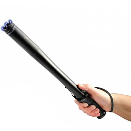 Streetwise Security Products Police Force Tactical Stun Baton Flashlight
