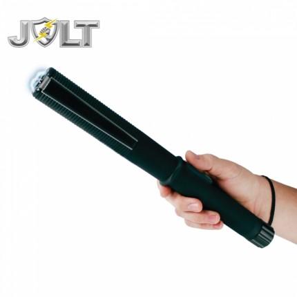 JOLT Peacemaker 97M Stun Gun Baton With LED Flashlight - Rechargeable