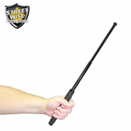 21 Inch Expandable Metal Baton