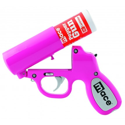 Mace Brand Pepper Spray Pepper Gun