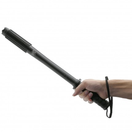 Streetwise Barbarian 9M Stun Gun Baton Rechargeable With LED Flashlight