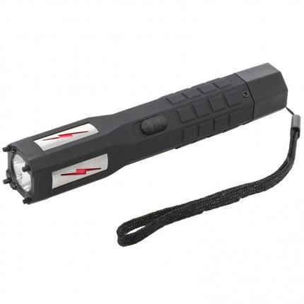 Jolt Lightning Rod Stun Gun Flashlight Rechargeable