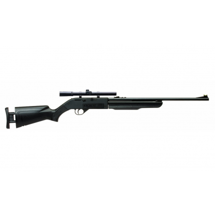 Crosman Recruit .177 Air Rifle with Scope