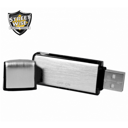 Covert USB Audio Recorder 4GB